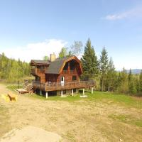 Best cozy log cabin in the Rocky Mountains