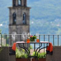Art Hotel Riposo, hotel in Ascona