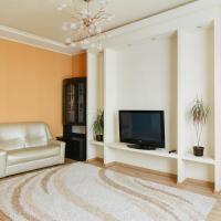 Two-bedroom Apartment on Pushkinskaia 54