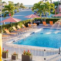 St. Pete Beach Suites, hotel in St. Pete Beach