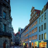 Hyperion Hotel Dresden Am Schloss, hôtel à Dresde