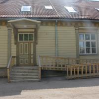Vanalinna apartement