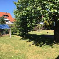 Ferienhaus zentral & grün