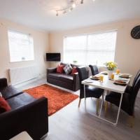Hampton House Apartments - 2 BEDROOMED APARTMENT - WITH FREE PARKING