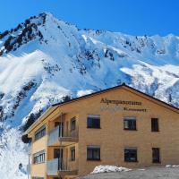 Alpenpanorama Konzett Faschina, Fontanella, Vorarlberg, Österreich