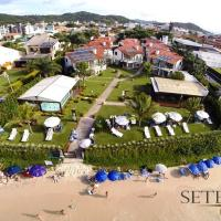 Hotel Sete Ilhas, hôtel à Florianópolis