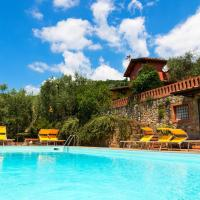 Pet-friendly Farmhouse in Montecatini Terme with Swimming Pool