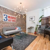 4-bedroom Mile-End Montreal Top Floor