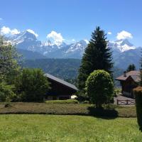 Alpine Swiss Chalet & breathtaking view