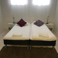 Fjord Hostel Rooms