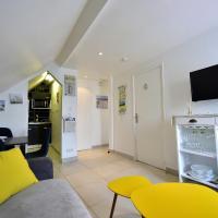 """Appartement """"Plaisir iodé"""" - 50m Front de Mer"""