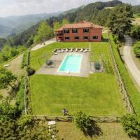 Expansive Villa in Tredozio Tuscany with Panoramic Views