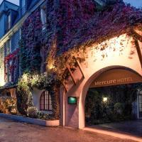 巴黎西部聖日耳曼美居酒店