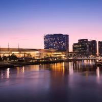 Pan Pacific Melbourne, hotell Melbourne'is