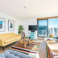 Stylish Apt for 2 in Tottenham with Stunning View