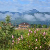 Мини гостиница озера Байкал