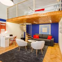Jokai 3 Design Apartment