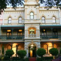 Avonmore On The Park Boutique Hotel