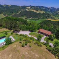 Spacious Villa in Marradi with Swimming Pool