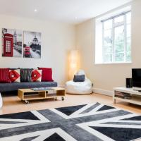 Quirky 2 bed in Kings Cross