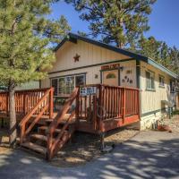 Montana Cabin in Big Bear Lake