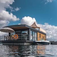 Schwimmendes Ferienhaus - Hausboot Möwe1 und Möwe2