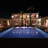 La Maison d'Ambrine - La Villa