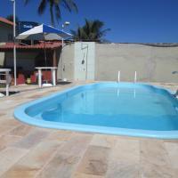 Casa com piscina na Praia do Forte