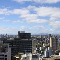 Apto Curitiba Cond. Clube Sky