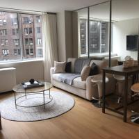 Exquisite 2 Bedroom 2 Baths all modern and High end Furniture