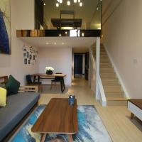 Yongke International Duplex Apartment