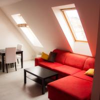 Stylish attic in Prague - 10 min to city center