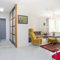 Designer 2-room apt Quiet Centre