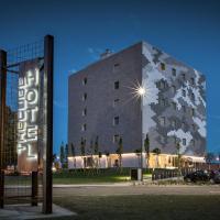 Hotel The Cube, hotel in Fidenza