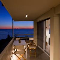 Saronida Summer Studio with Breathtaking View