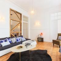 Lisbon Secret & Charming Baixa 4 bedroom apartment