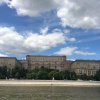 Apartment Frunzenskaya Embankment