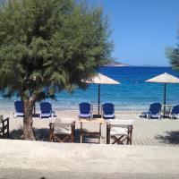 Nektaria on the Beach, hotel in Fournoi