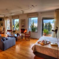 Design Loft with splendid View