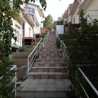 Apartment on ozero Bannoe