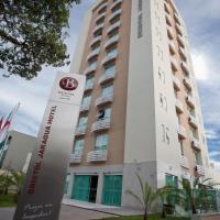 Bristol Jaraguá Hotel Pampulha, hotel near Belo Horizonte/Pampulha – Carlos Drummond de Andrade Airport - PLU, Belo Horizonte