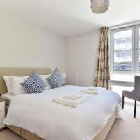 Superb apt for 6 with balcony, 10mins to East Putney