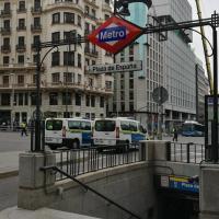 Plaza España : El apartamento del Viajero
