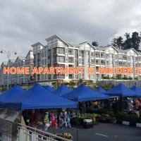 My 4Rooms Apartment @ Golden Hills Pasar Malam