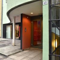 One bedroom apartment in Oslo, Industrigata 40 (ID 6827)