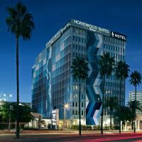 Homewood Suites By Hilton Los Angeles International Airport, hotel v Los Angeles v blízkosti letiska Medzinárodné letisko Los Angeles - LAX