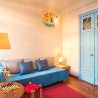Multi-level Town House in Patra's Historic Center