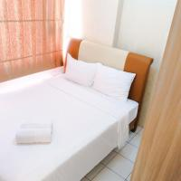 2BR Apartemant In Heart Of City Menteng Square By Travelio