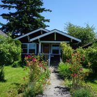 Bellingham Bungalow - Gas Fireplace & Garden!