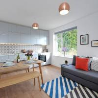 Crisp, Contemporary Apartment
